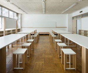 W  Workshop by Schemata Architects