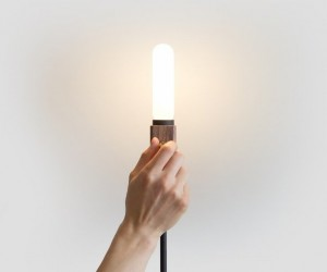 Wald: A Unique Plug Lamp