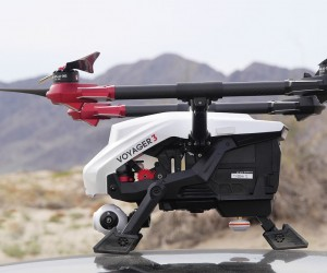 Walkera Voyager 3 for Perfect Aerial Photography