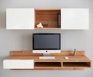 Wall Mounted Desk | LAX Series