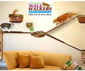 Wall-Walkers Cat Habitat