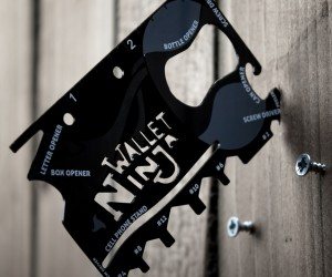 Wallet Ninja 16-in-1 Multi-Tool