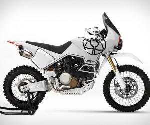 Walt Siegl Dual Sport Ducati