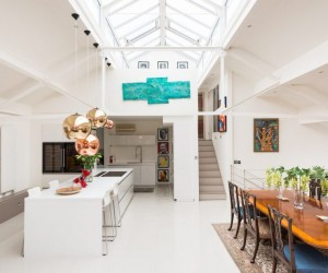 Warehouse Conversion by Ashley Isham in Lower Holloway