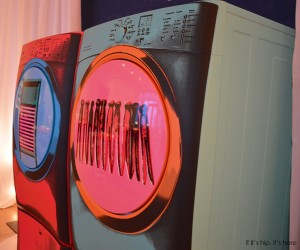 Warhol Washers and Dryers from Electrolux