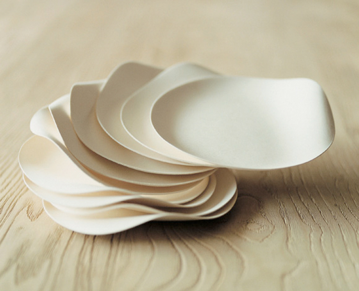 & Wasara Tableware: Elegant Disposable