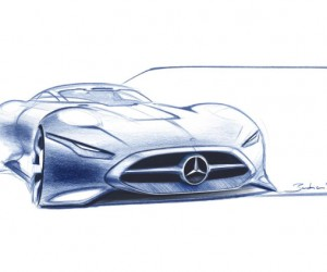 Watch how Mercedes-Benz developed the AMG Vision Gran Turismo Concept