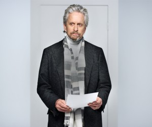 Watch Michael Douglas for Canali 200 Steps Video 2014