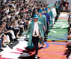 Watch the Burberry Prorsum Menswear SS 2015 Show