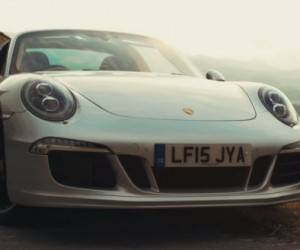 Watch The Porsche 911 Targa 4S Exclusive Mayfair Edition