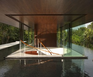 Water-Cooled House In Singapore by Wallflower Architects