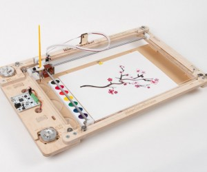Watercolorbot: Paint-By-Robot