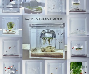 Waterscape Aquariums by Hakura Misawa
