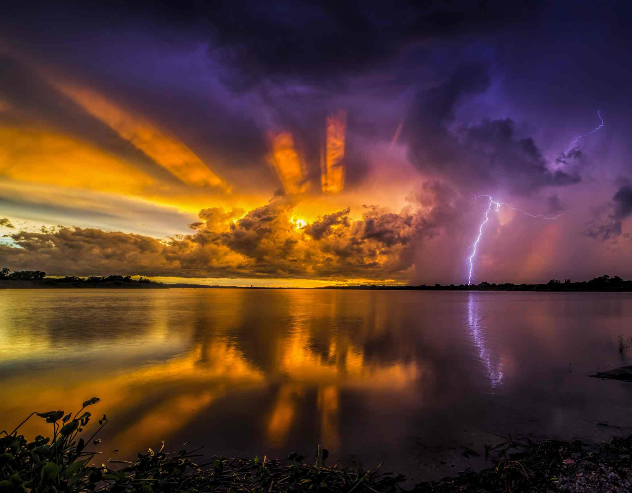 Weather Photography By Justin Battles