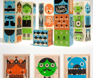 Wee You-Things, Eco Friendly Beautiful Blocks For Kids