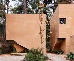Weekend Houses In Mexico by Taller Hctor Barroso