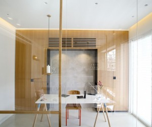 Weisel Apartment by Dori Interior Design