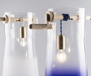 Well lighting collection by MEJD Studio