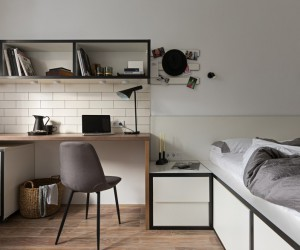 Well Planned Tiny Apartment in Odessa with an Inviting Interior Design