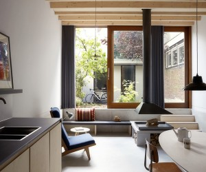 Wenslauer House by 3144 Architects, Amsterdam