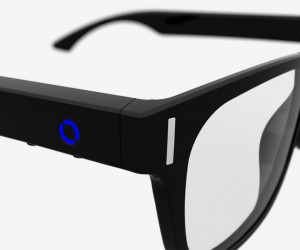 WeON: glasses to control mobile devices