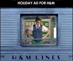 Wes Anderson Directs Holiday Ad For HM