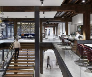 West Elm Offices in New York City by VM Architecture  Design