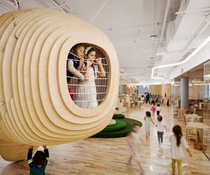 WeWork School , New York, USA  Bjarke Ingels Group