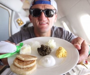 What Its Really Like To Fly In A 21,000 First Class Seat