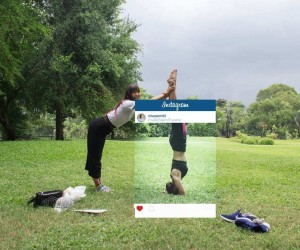 What Really Goes on Outside of Instagrams Photos