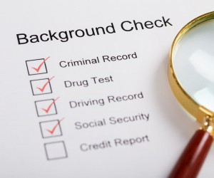 What Shows up in a Background Check for a Job