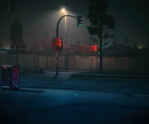 What The Fog Moody and Mystery Street Photography by Mark Broyer