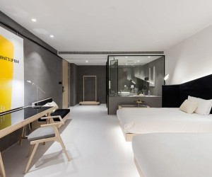 Wheat Youth Arts Hotel by XLiving
