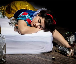 When Disney Princesses Meet The Real World Problems Like Drugs, Alcohol and Rape by Shannon Dermody