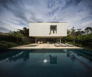 White House by Studio MK27, Brazil