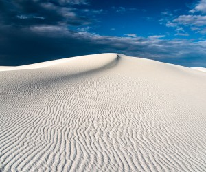 White Sands, New Mexico: Mesmerizing Landscape Photography by Navid Baraty