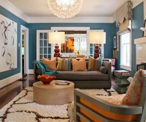 Why Our Brains Love Colorful Interiors