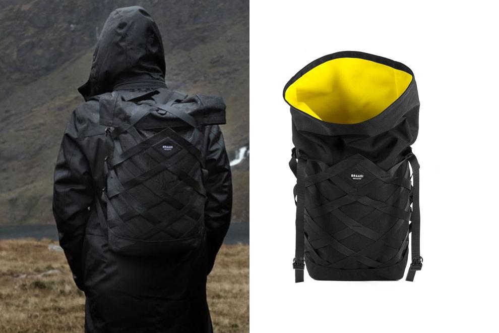 Wicker Innovative Water Resistant Urban Backpack