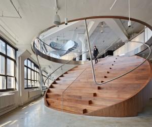 WiedenKennedy New York Office by WORKac