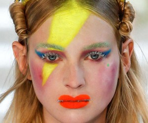 Wild Makeup for the 2016 Maison Margiela Artisanal Collection