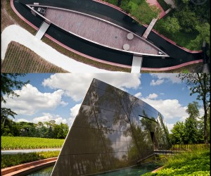 Wild Winery by Philippe Starck and Luc Arsne-Henry