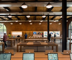 Williamsburg Apple Store, Brooklyn