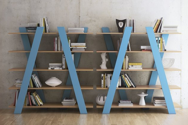 wind shelving unit by tema home