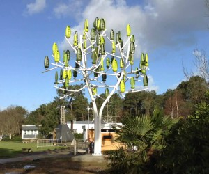 Wind Turbine Tree  Aeroleaves | NewWind