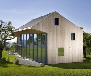 Wintry Duplex by LOCALARCHITECTURE