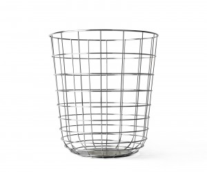 Wire Bin by Norm.Architects for Menu