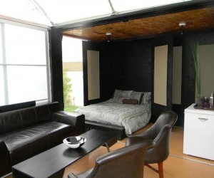Wisconsin Shipping Container Home