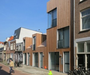 Wish Lauer Street by M3H Architecten