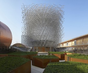 Wolfgang Buttress Competes UKs Pavilion for Expo 2015