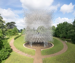 Wolfgang Buttress Hive reopens at Kew Gardens
